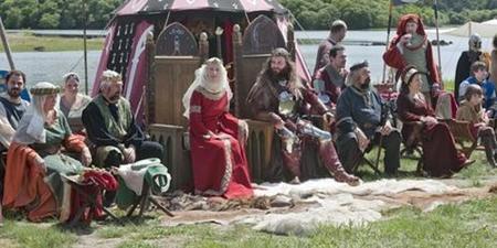 Le roi Arthur et la Pentecôte