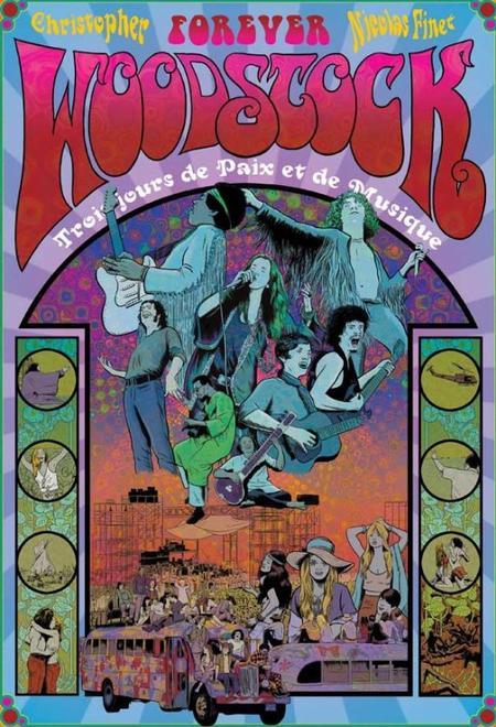 Woodstock, symbole d'une génération brimée
