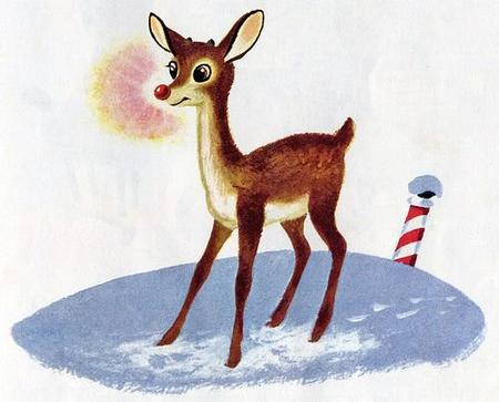 Rudolph, le renne au nez rouge, un succès notable et durable