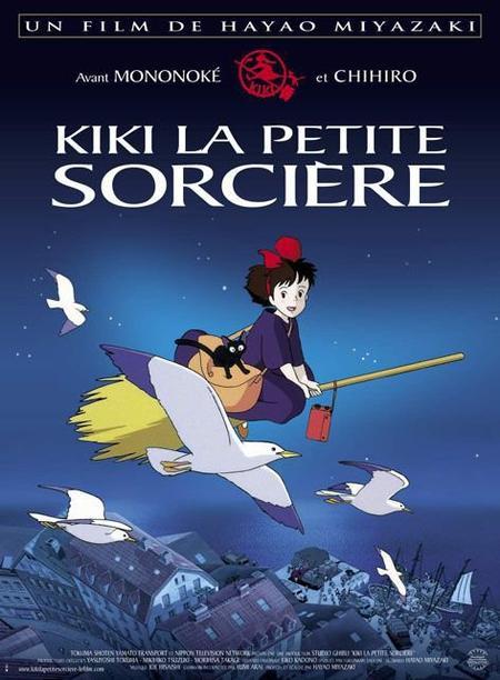 Kiki, la petite sorcière, une vie entre magie et amour