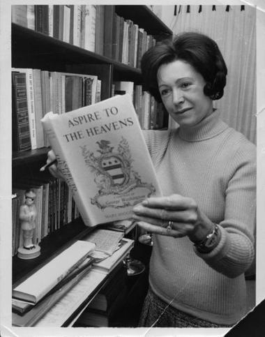 Mary Higgins Clarke, la reine du supense