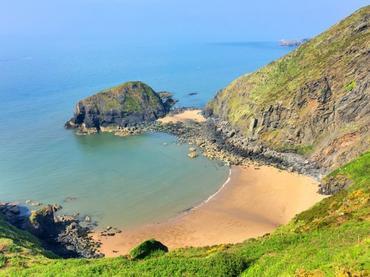 Le Ceredigion, le royaume frontalier entre le Dyfed et le Gwynedd