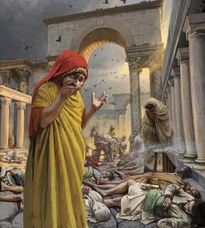 La peste de Justinien, la première pandémie mondiale qui eut raison de la Bretagne post-romaine