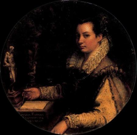 Les femmes artistes de la Renaissance, le talent face aux préjugés du temps