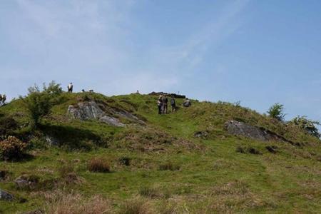 Trusty's Hill, au Galloway, un important site royal du Rheged