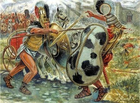 Et si la guerre de Troie n'était pas qu'un mythe, mais une réalité plus concrète