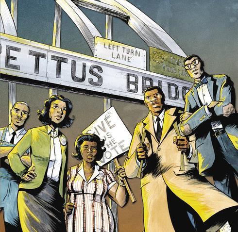 John Lewis, l'icône des droits civiques