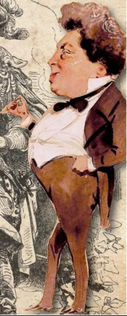 Alexandre Dumas, ou le génie de la vie