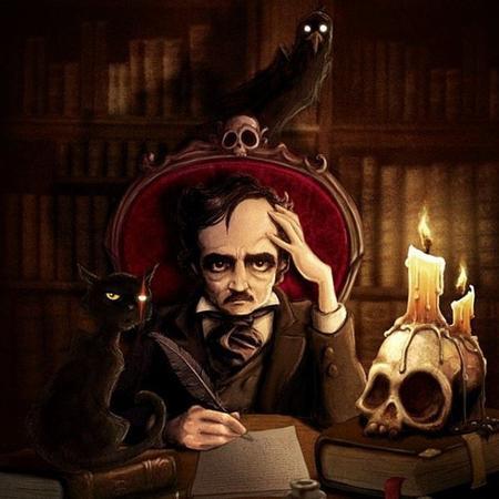 Edgar Allan Poe, une vie écourtée