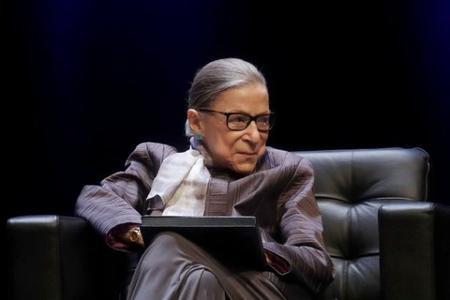 Ruth Bader Ginsburg, la juge contestatrice combattant pour l'égalité