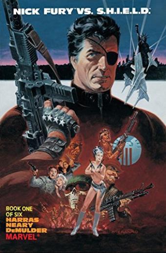 Nick Fury: Agent of S.H.I.E.L.D, ou comment David Hasselhoff s'est invité dans l'univers Marvel