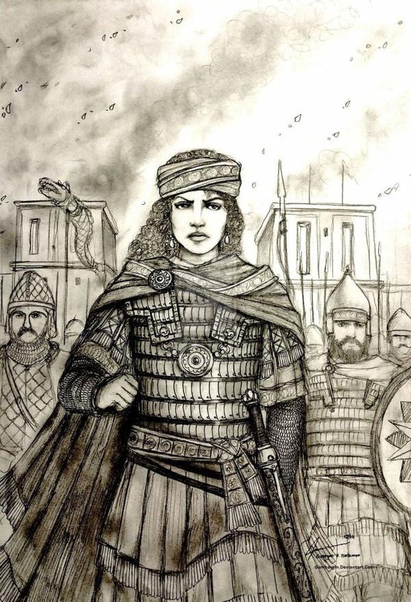 Zénobie, la reine rebelle