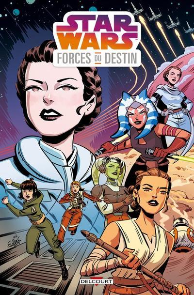 Entre la prélogie et la postologie : Star Wars : Les forces du destin