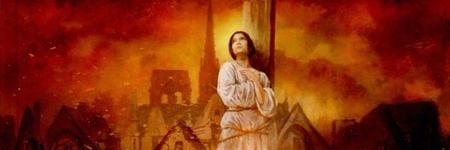 Jeanne d'Arc, une jeune femme décidée devenue un symbole