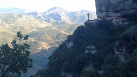 Montserrat, un massif montagneux où l'imagination déborde un peu trop