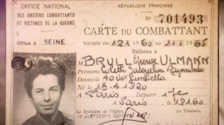 Colette Brull-Ulmann, une résistante modeste et courageuse