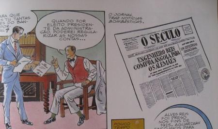 Alveis dos Reis, l'escroc qui a permis l'établissement de la dictature salazariste