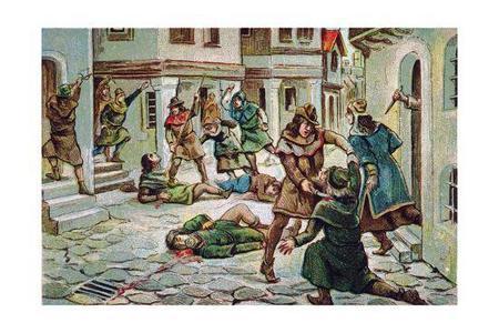 Les persécutions anti-juives de 1391, ou comment l'intolérance religieuse s'est montrée au grand jour en Espagne