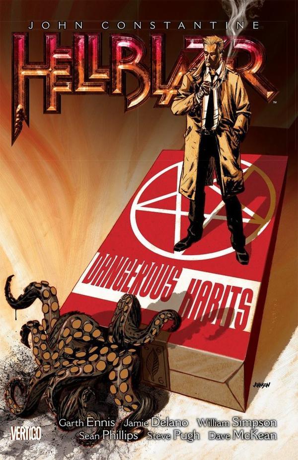 Constantine, un film éloigné du comics original