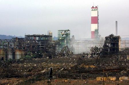 Explosion d'AZF : une catastrophe suivie d'un long dénouement judiciaire