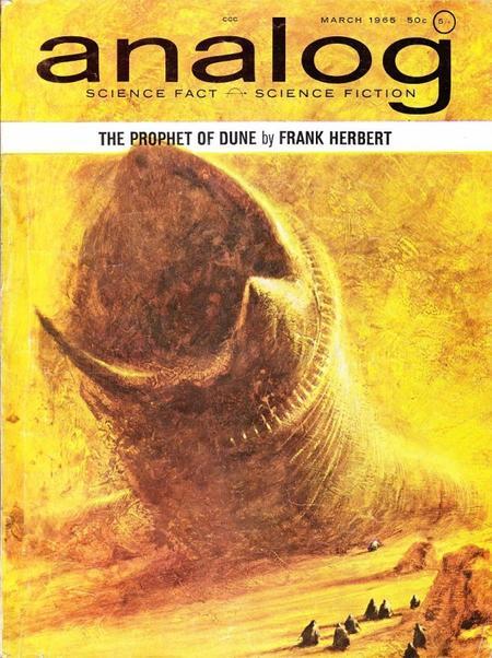 Dune, un roman en avance sur son temps qui a lancé une immense franchise