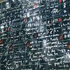"""- - - ♥ Une Histoire D'Amour Pas Comme Les Autres/J t'aime """" le mur dis' je t'aime"""" ♥ - - -"""