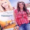 . Quelle même chanson peut-on trouver sur un album de Hanna Montana et de Miley Cyrus?