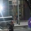 . . Photo d'une fan canadienne sur le tournage de Beastly, ce samedi 20 juin 2OO9. . .
