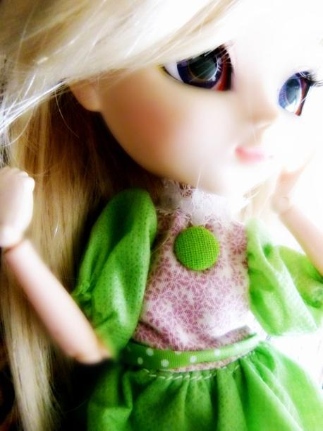 famille 2 : Berry Satine et ghoulia