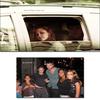 Kristen sur le set d'On The Road & Posant avec des fans Posté par ; Marie.