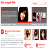 Kate Voegele Web - New Family site