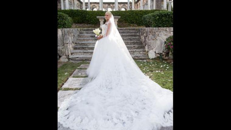 the miz et maryse photo de leur mariage
