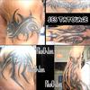 Ses tatouages