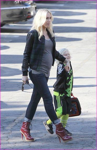 Les futures mamans s'arrondissent...