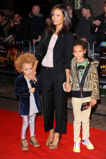 Thandie Newton et Rosie Pope sont Mamans!