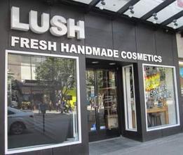 ►Lush: Le magasin et la marque◄