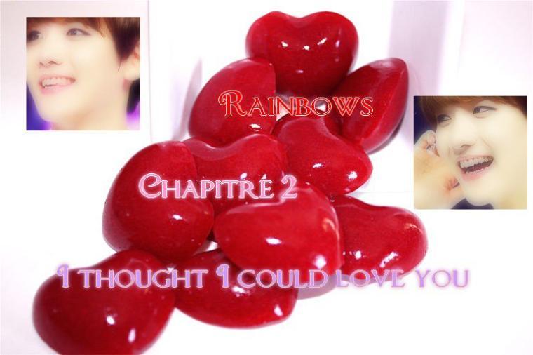 FIC : BaekYeol- Rainbows Chapitre 2