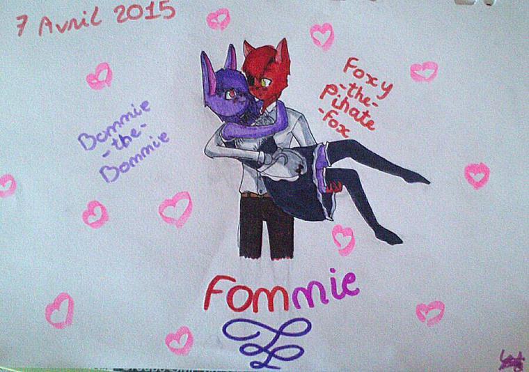 I LOVE YOU FOXY~