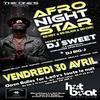 DJ SWEET LA MERVEILLE A STRASBOURG LE 30 AVRIL 2010 ........
