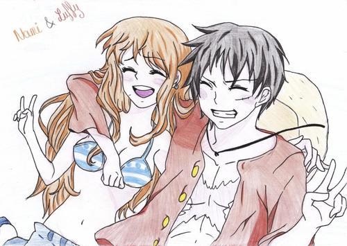 Dessins fais par moi un blog d 39 criture - Dessin manga amoureux ...