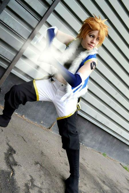 Cosplay Sting Eucliffe et Rogue Cheney