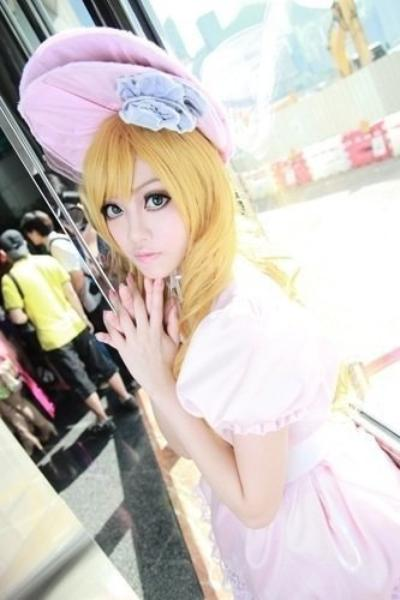 Cosplay Michelle Lobster  ~ Imitatia ~