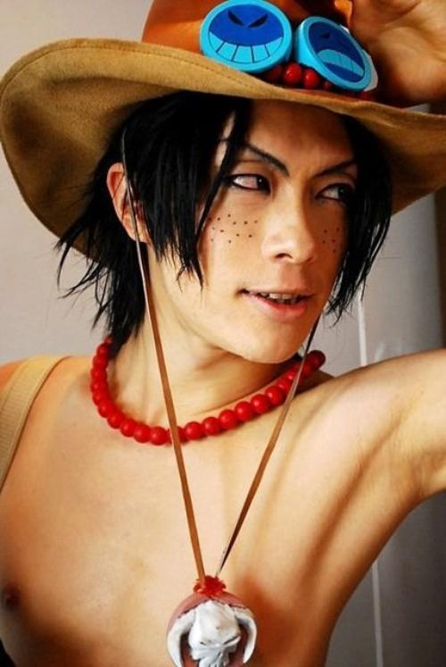 Cosplay Portgas.D Ace