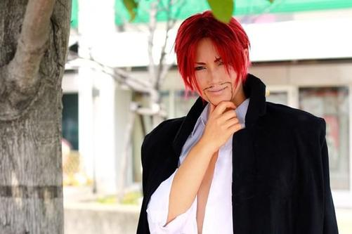 Cosplay Akagami no Shanks