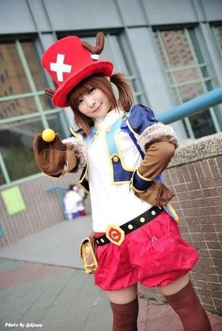 Cosplay Tony Tony Chopper