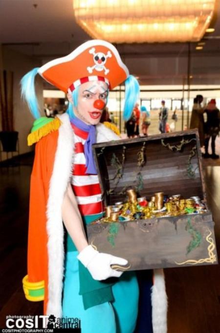 Cosplay Baggy le clown
