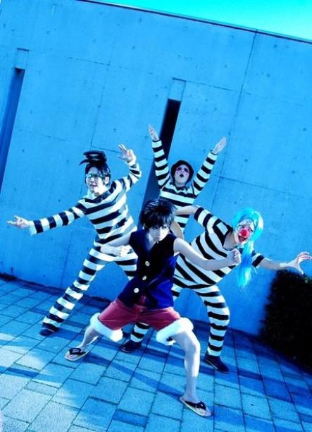 Cosplay Mister 3