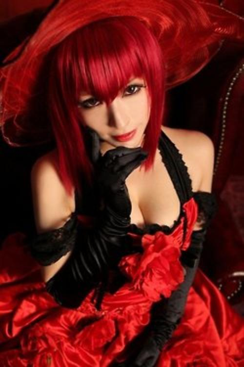 Cosplay Madame Red