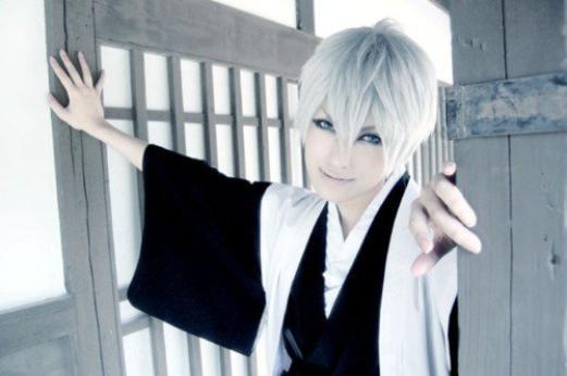 Cosplay Gin Ichimaru