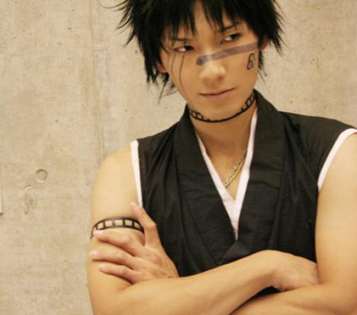 Cosplay Hisagi Shūhei